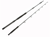 Shimano TLC66HSBBLA Tallus Trolling Slick Butt Ring Guided Rod - Shimano