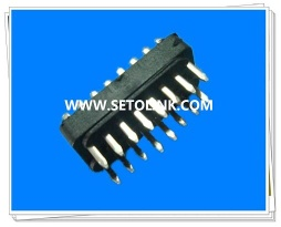 Auto OBD 16Pin Male Connector - ST-SOM001