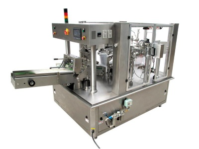 Rotary Pouch Packaging Machine - SW-8-200