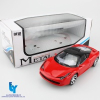 High quality factory OEM Die Cast Model Car - LY160521