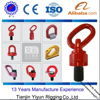 Swivel Hoist Ring and  Hoist Rings is Lifting Points for rigging product - YD-083