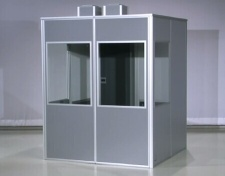 Tourgo light-weight Portable Interpreter Booths for Simultaneous Translation - TG-2LBOOTHS