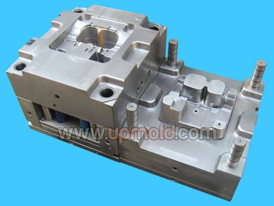 Automotive cup holder injection mold - Injection moulds
