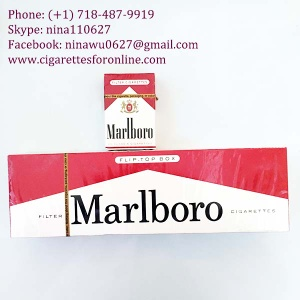 Perfect Quality Great Values Marlboro Red Regular Cigarettes - 201104