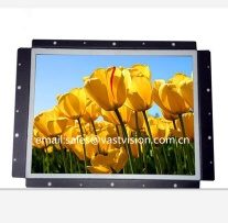 12-inch Industrial open frame LCD Monitor with 1024X768 Pixels - VV-12OI
