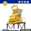 JS750 cement mixer with diesel the engine produced by Xinfeng concrete mixers moulinex - concrete mixers