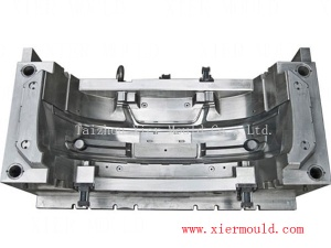 Plastic Injection Moulds for Automotive Parts, car accessories, interior decoration from China mould factory - xiermould0002