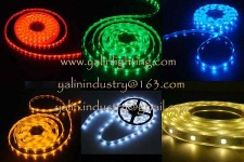 holiday LED flexible strip light, decorative SMD ribbon lighting, RGB belt rope lights - YL-3538SMD60