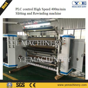 2016 Paper Slitting and Rewinding Machine with Germany EPC - Slitting machine-1