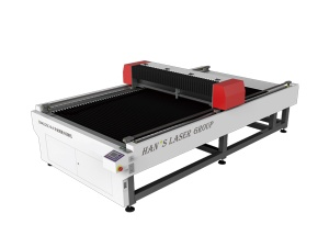 500w fiber laser cutting machine - ym007