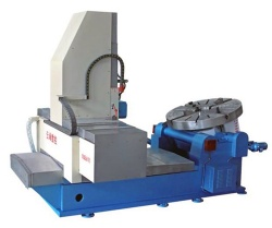 SEGMENTED TIRE MOULD CNC MACHINE FOR SALE - MILLING MACHINE