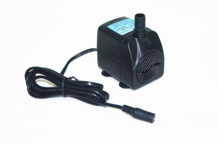 Solar low volt tiny type aquarium water pump 800L/H - Zp3-800