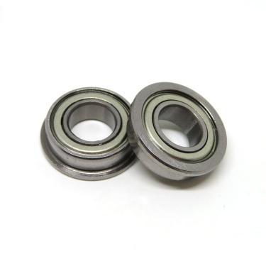 8x16x5mm Flange miniature ball bearings F688zz for printing machine - Flanged  braring