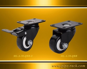 High quality Swivel Casters wheel for medical,industrial rackings,trolleys,or handcarts - Casters