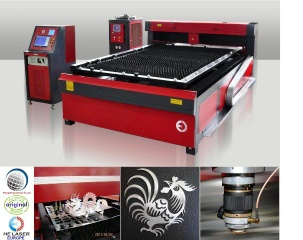 Eco Laser cutting machine - HEL Europe 3015-500