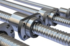Ball Nut, UFSD, Flange Type - Ball Screw