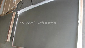titanium and titanium alloy sheet - titanium sheet