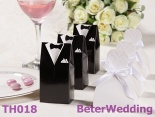 Wedding Dress & Tuxedo Favor Boxes TH018 by beterwedding.com - BETER-TH018
