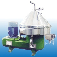 DISC Separator Centrifuge - DHC/DRY