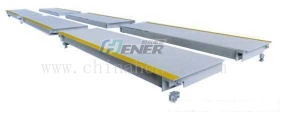 SCS-100 3.4*18M 100T Truck Scale (Weighbridge) - SCS