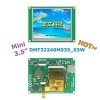 3.5 Inches, 320xRGBx240, Mini DGUS LCM, touch panel optional - DMT32240M035_03W