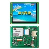 5.6 Inches, 640xRGBx480, Consuming DGUS LCM, touch panel optional - DMT64480C056_01W