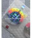Hologram Self-adhesive Sticker, with high holographic security - 04