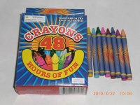 48 pc crayons set - BY8006-48