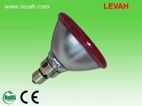 PAR38 Infrared Lamp, Top Red - PAR38 Red