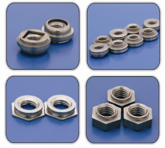 CNC machined fasteners - MJ-001