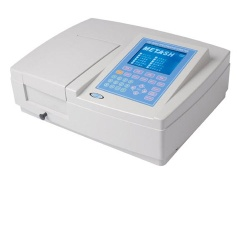 Large LCD display scanning uv/vis spectrophotometer - UV-6000