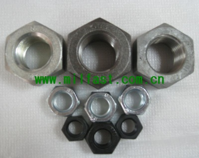 Stainless Steel Heavy Hex Nuts A194 - A194