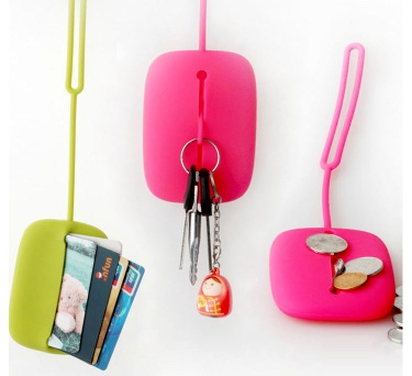 2011 Silicone Key Wallet / Key Holder / Key Bag / Key Box - PH1203