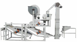Oats Dehulling&Separating Equipment - TFYM1000