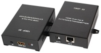 3D HDMI extender 60meters with IR passback - HDE01R