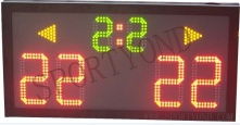 Volleyball/ Badminton/Pingpong electronic scoreboard - sportyond08   gmail