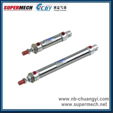 MA Stainless Steel Mini Pneumatic Cylinder - MA