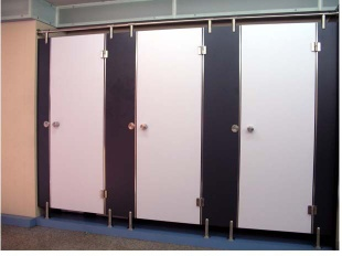 Fumeihua school toilet partition board - FMH08