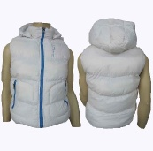 Stock Mens Padded Vest - 110501