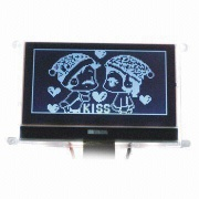 Graphics LCD Module, COG Structure, DFSTN, Negative and Transmissive - TSG12864K