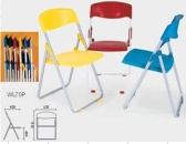 Plastic Chairs (folding & stacking)-70P