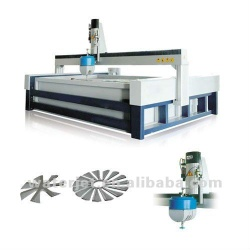 YSD 5-axis CNC Water-jet Cutting Machine - YSD 5-axis