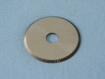 Solid Carbide Saw Blades, Slitting Saw, Circular Cutters - SCS