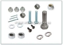 Stainless Fasteners - DIN 933, DIN964,