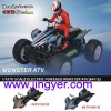 R/C Toy Car-RC 1/16 Gas Powered 4WD Off-road Truggy.
