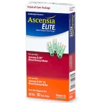 Bayer Ascensia Elite Blood Glucose