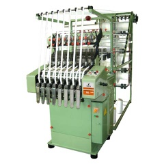 zipper belt needle loom - YTA 8/25