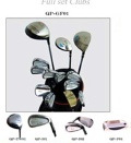 golf clubs - QP-GF01
