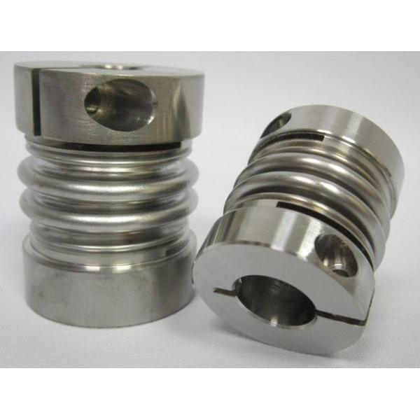 Bellows Couplings, Flexible Bellows Couplings, Shaft Bellows Couplings - BELLOWS COUPLING