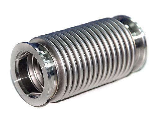 Stainless steel kf vacuum bellows flexible hose